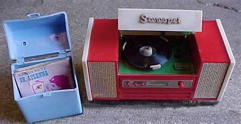 mighty tiny toy record player  fi accessory