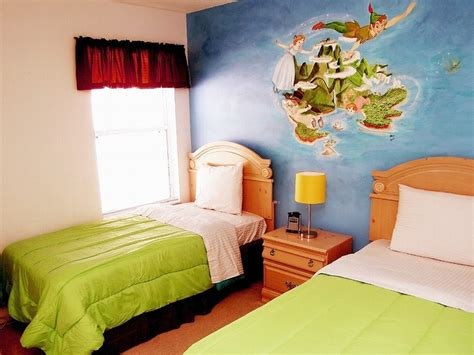 Peter Pan Bedroom | bedroom 6 peter pan theme jerimiah pinterest