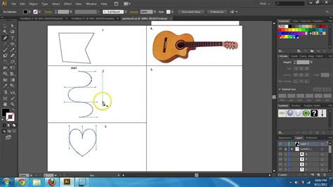 adobe illustrator cs6 youtube adobe illustrator cs6 basics pen tool tutorial youtube