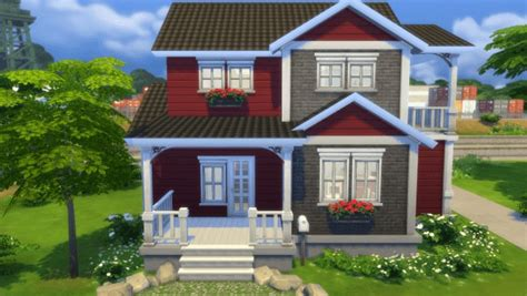 by erin l on hobbies sims house building inspiration pinterest totally sims family home ansgar sims 4 downloads