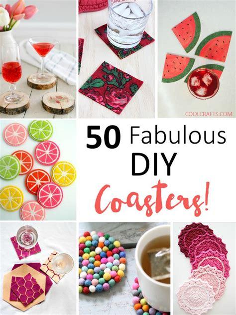 diy coasters 1000 ideas about diy coasters on handmade