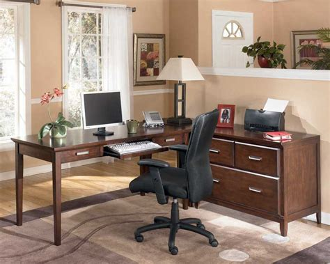 Home Office Furniture Ideas For Comfort And Ergonomic Home Office Furniture Desks