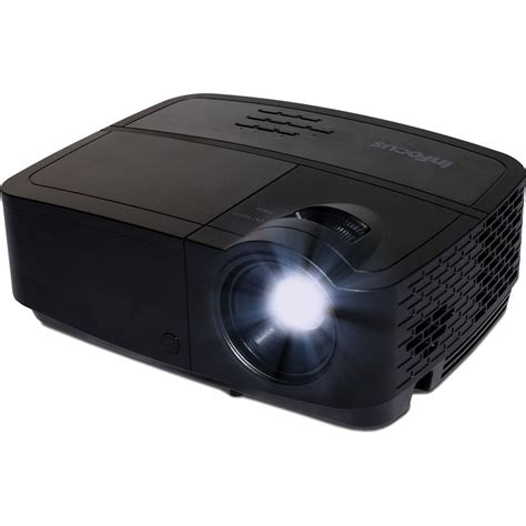 Proyektor In Fokus infocus in124a xga 3d dlp projector in124a b h photo