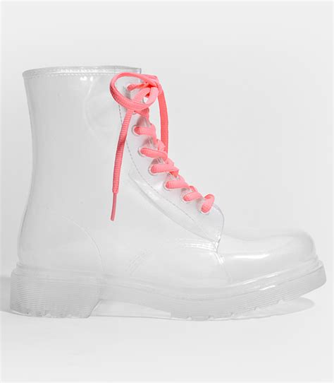 clear boots jeffrey cbell clear combat boots