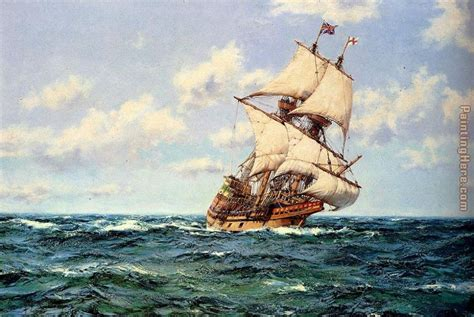the mayflower daughters of the mayflower book 1 books mayflower ship painting dawson montague dawson