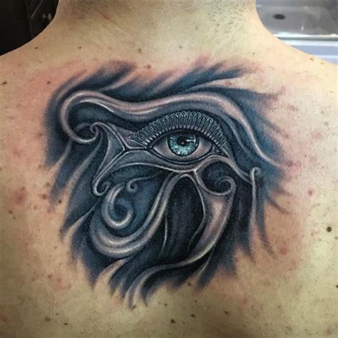 45 Best Eye Of Ra Tattoos Designs Meanings Sun God Beautiful Eye Of Ra Tattoos