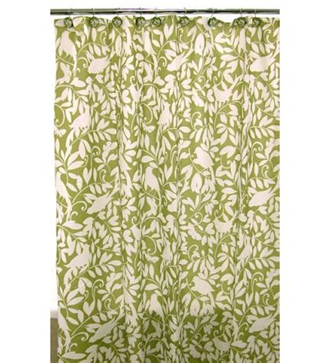 Green Shower Curtains by Interiors Furniture Design Shower Curtains Green