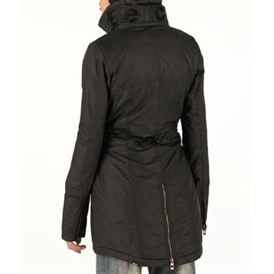 ladies bench coat bench womens bbq long coat parka jacket black xs rrp 163 110
