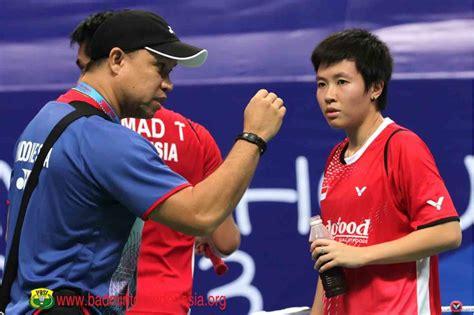 Raket Victor Liliyana Natsir djarum badminton bagaimana kekuatan ganda curan