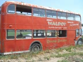 1961 bristol lodekka double decker 5069 miscellaneous buses antique