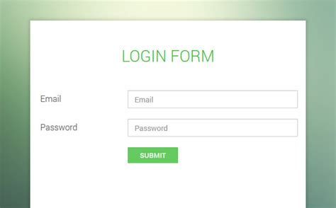 simple php login script free user login script phpjabbers