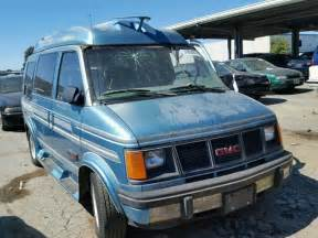 auto auction ended on vin 1gdel19w7pb519678 1993 gmc safari in ca hayward