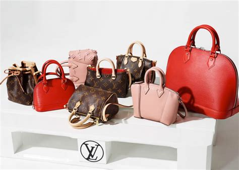 Tas Wanita Handbag Selempang Lv Sppeedy Colour introducing louis vuitton nano your favorite lv bags now in tiny sizes purseblog