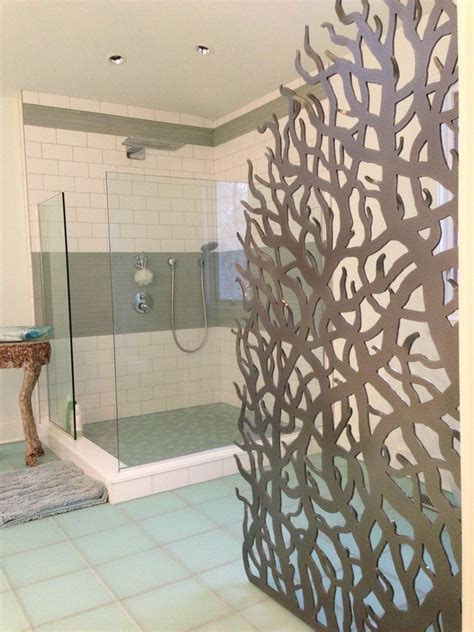 custom made mirrors for bathrooms crafted bathroom custom metal privacy screen and