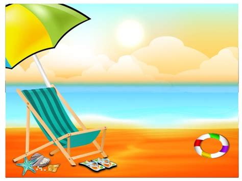 wallpaper cartoon beach beach party cartoon background