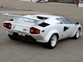 Lamborghini Countache Lamborghini Countach Lp5000 S High Resolution Image 4 Of 6