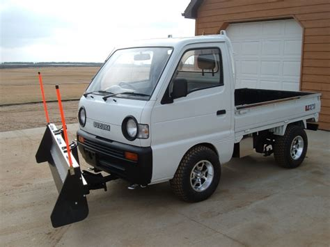 Suzuki Carry Custom Dealing In Used Japanese Mini Trucks Ulmer Farm Service Llc