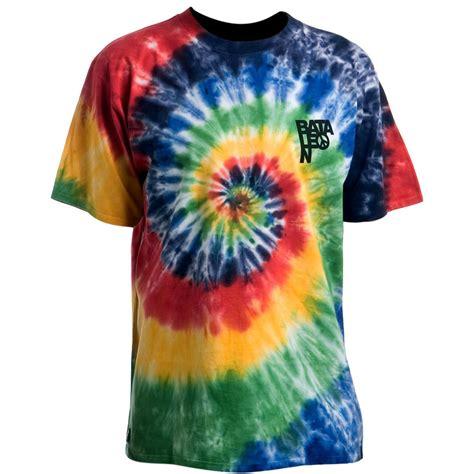 T Shirt Or Die bataleon tie die t shirt evo