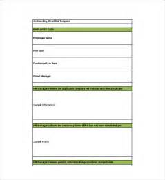 onboarding process template onboarding plan template an exle plan building your
