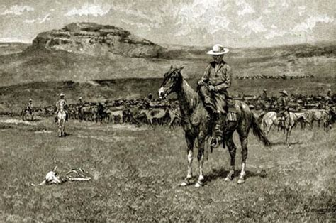 the wyoming cattle boom, 1868 1886 | wyohistory.org