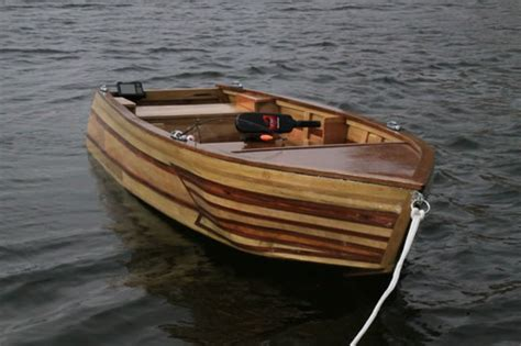 handmade boat handmade strip plank ladyben classic wooden boats for sale