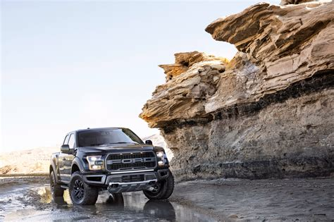 wallpaper ford   raptor front pickup naias