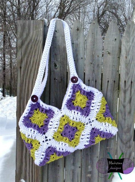 crochet windmill bag pattern windmill square fat bottom free crochet bag pattern