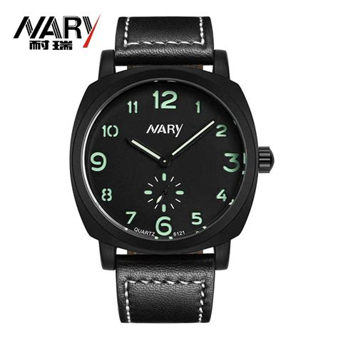 Jam Tangan Dw Leather Kulit Black 1 nary jam tangan analog kulit 6119 black green jakartanotebook