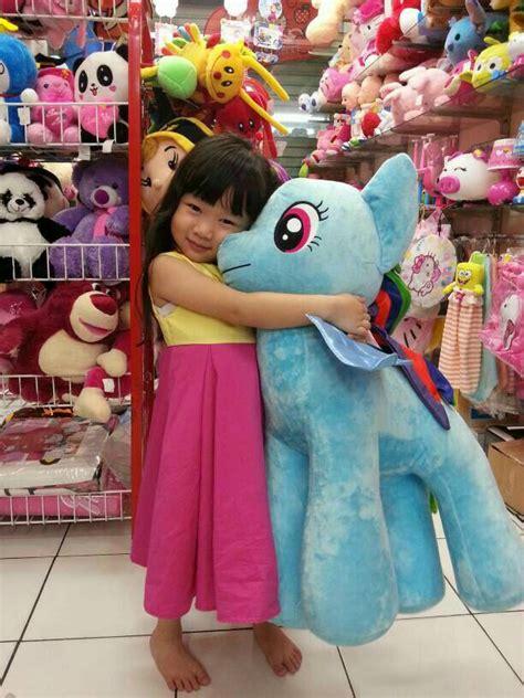 Mainan Kuda Pony jual boneka kuda poni jumbo kuda pony besar