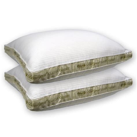 King Size Bed Pillows by Beautyrest Firm King Size Pack Bed Pillow Coconuas215