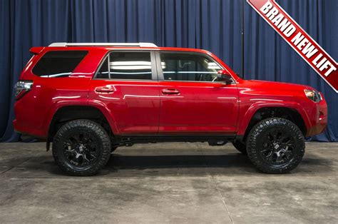 toyota 4runner lifted for sale used lifted 2016 toyota 4runner sr5 4x4 suv for sale 38049