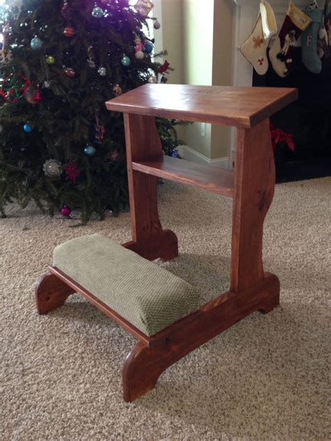kneeling prayer bench prayer kneeler special order my completed projects