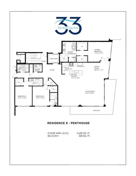 fort lauderdale boat show floor plan floor plan model e linee at33 intracoastal fort lauderdale