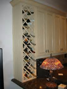 kitchen cabinet wine rack ideas 1000 images about wine racks on wine racks