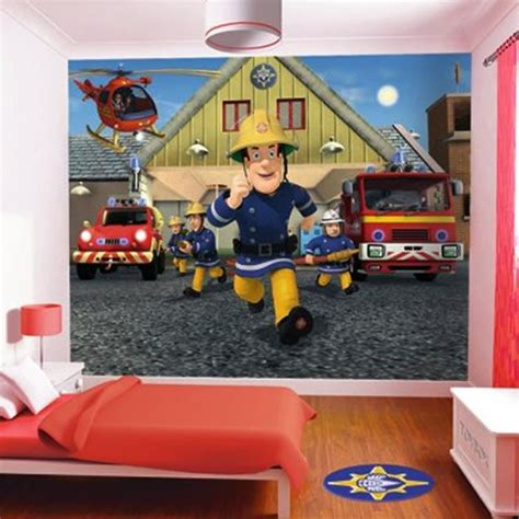 decoration chambre pompier d 233 coration chambre sam le pompier
