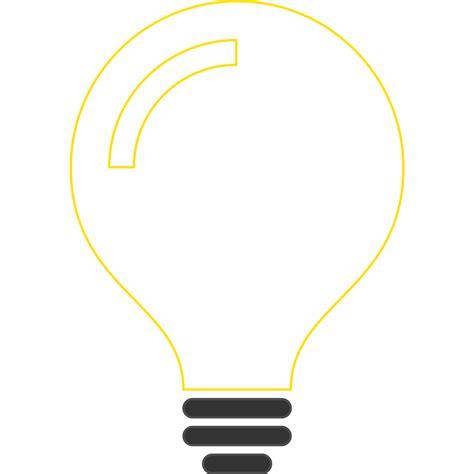 lights clip light bulb idea icon clipart design droide