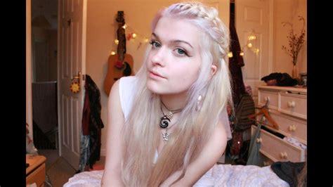 elvenelvish inspired hairstyles youtube