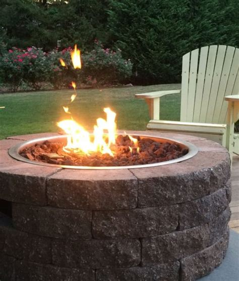 Bayview Cape Cod Fire Pit Ma Back Yard New England Backyard Pits For Sale