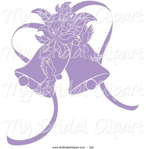 Wedding Bells Website by Wedding Clipart Purple Clipart Panda Free Clipart Images