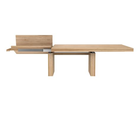 Oak Extendable Dining Table Oak Extendable Dining Table Restaurant Tables From Ethnicraft Architonic