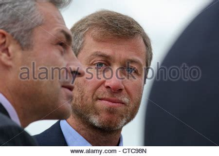 Mba Moscow W by Chukotka Governor Abramovich Stock Photo Royalty