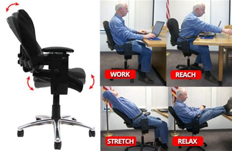 best work chair for bad back the top 4 chairs for back sufferers