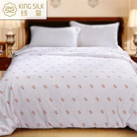 lightweight silk comforter king world breathable 100 cotton silk comforter light