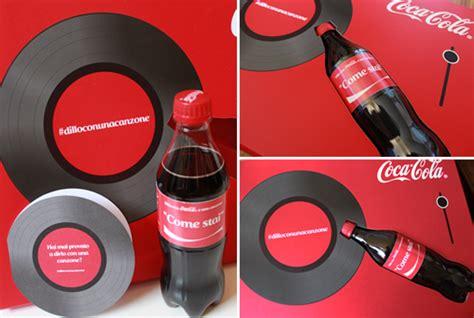coca cola vasco testo dilloconunacanzone le pi 249 canzoni sulle etichette
