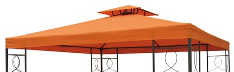 pavillon dach wasserdicht pavillon ersatzdach 3x3 pvc 5 farben wasserdicht