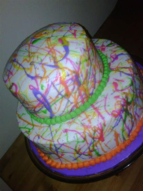 kuchen malen die besten 25 splatter kuchen malen ideen auf