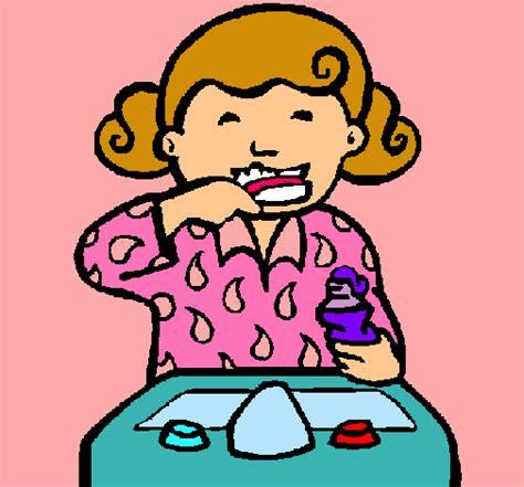 imagenes de niños lavandose los dientes imagen de un ni 241 o lav 225 ndose los dientes imagui