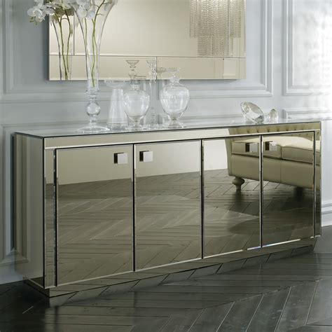 white mirrored buffet cabinet mirrored buffet cabinet bar cabinet