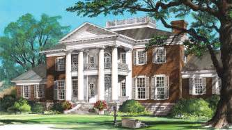 antebellum home plans plantation home plans plantation home designs from homeplans