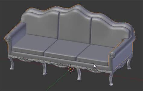 tutorial blender sofa blender modeling archives blender 3d architect